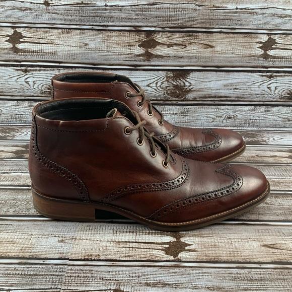 Liam Chukka Wingtip Boots C11053